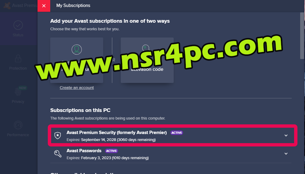 Avast Premium Security 2020 With License Key Activation ...