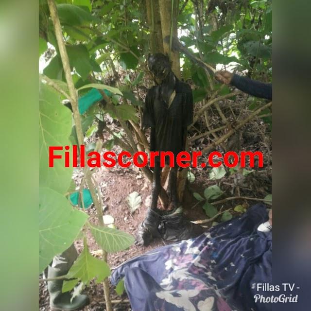 Berekum: 29yr Old man hangs himself at Fetentaa
