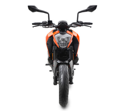All New 2017 KTM Duke 250