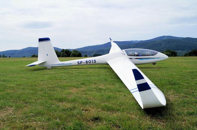 SZD-54-2 Perkoz w wersji dwudziestometrowej