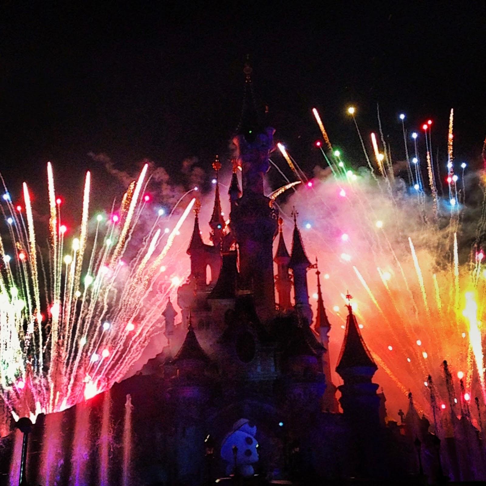 Ein Tag im World Disney Land Paris