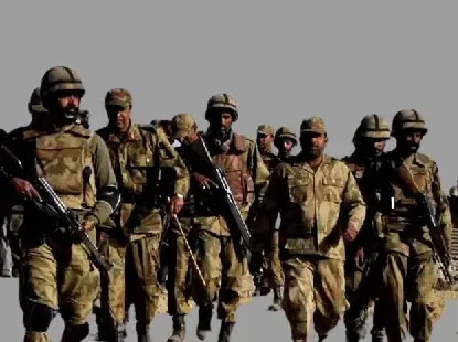 Government Proposed 15 percent Special Allowance Army Officers