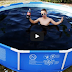 Man taking a bath in 1,500 gallon of Coca-cola went viral - Video