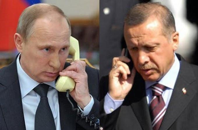 Έκτακτο: Ευθεία απειλή πολέμου της Ρωσίας στην Τουρκία με πρόσχημα τη Συρία