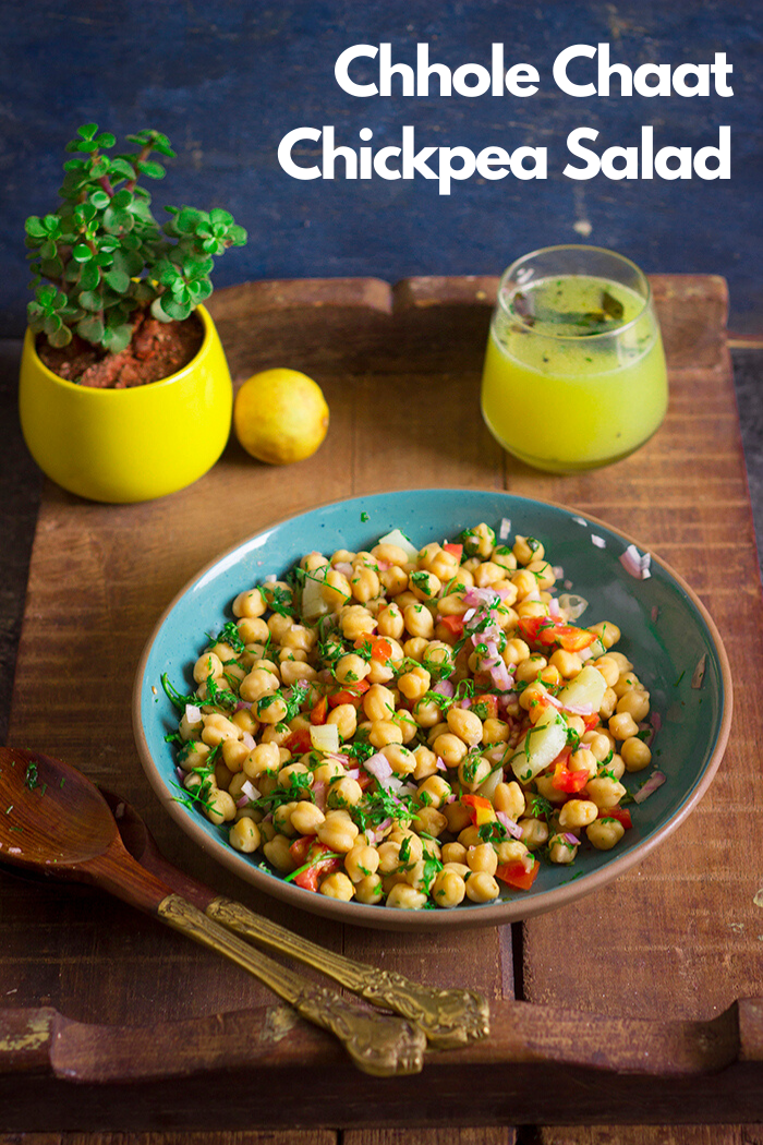 vegan healthy glutenfree chickpea salad