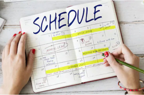 Schedule: Top 31 Tips to Be More Productive & Successful While Working from Home: eAskme