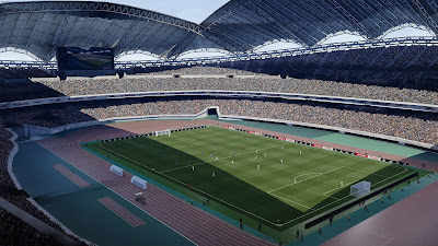 PES 2020 Denka Big Swan Stadium
