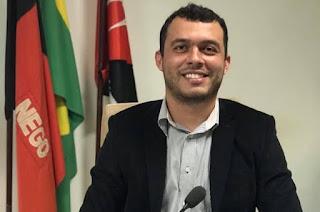 Em Guarabira PB: vereador Júnior Ferreira se licencia da CMG e assume Secretaria de Planejamento do município