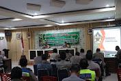Kapolres Landak pimpin Latihan Pra Operasi Ketupat Kapuas 2021