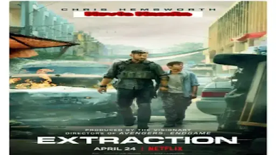 Extraction 2020 Download In Hindi Netflix India | Chris Hemsworth | Story Cast Review and Release Date