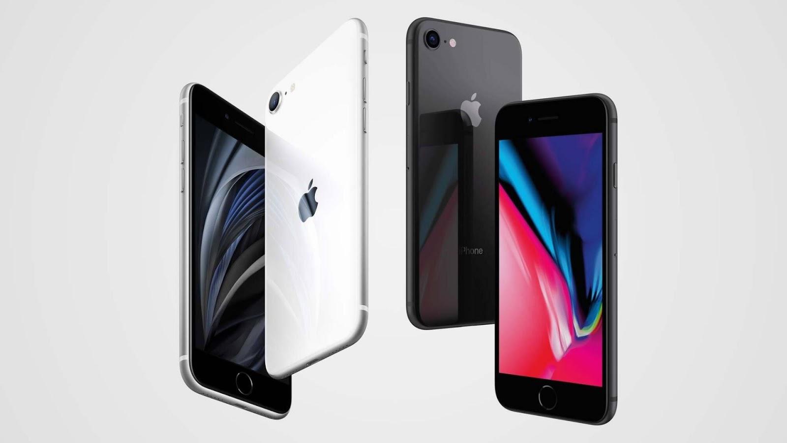 Sejauh Mana Dakwaan iPhone SE Adalah Jelmaan iPhone 8 ...