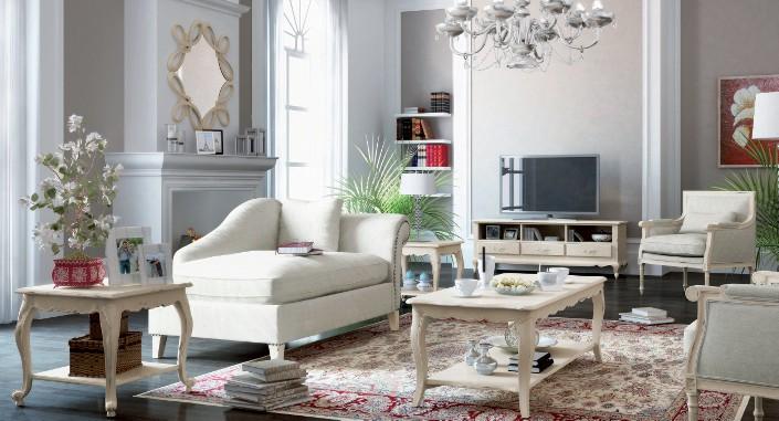 Muebles de sal n consejos para la decoracion de salones - Fotos de salones clasicos ...
