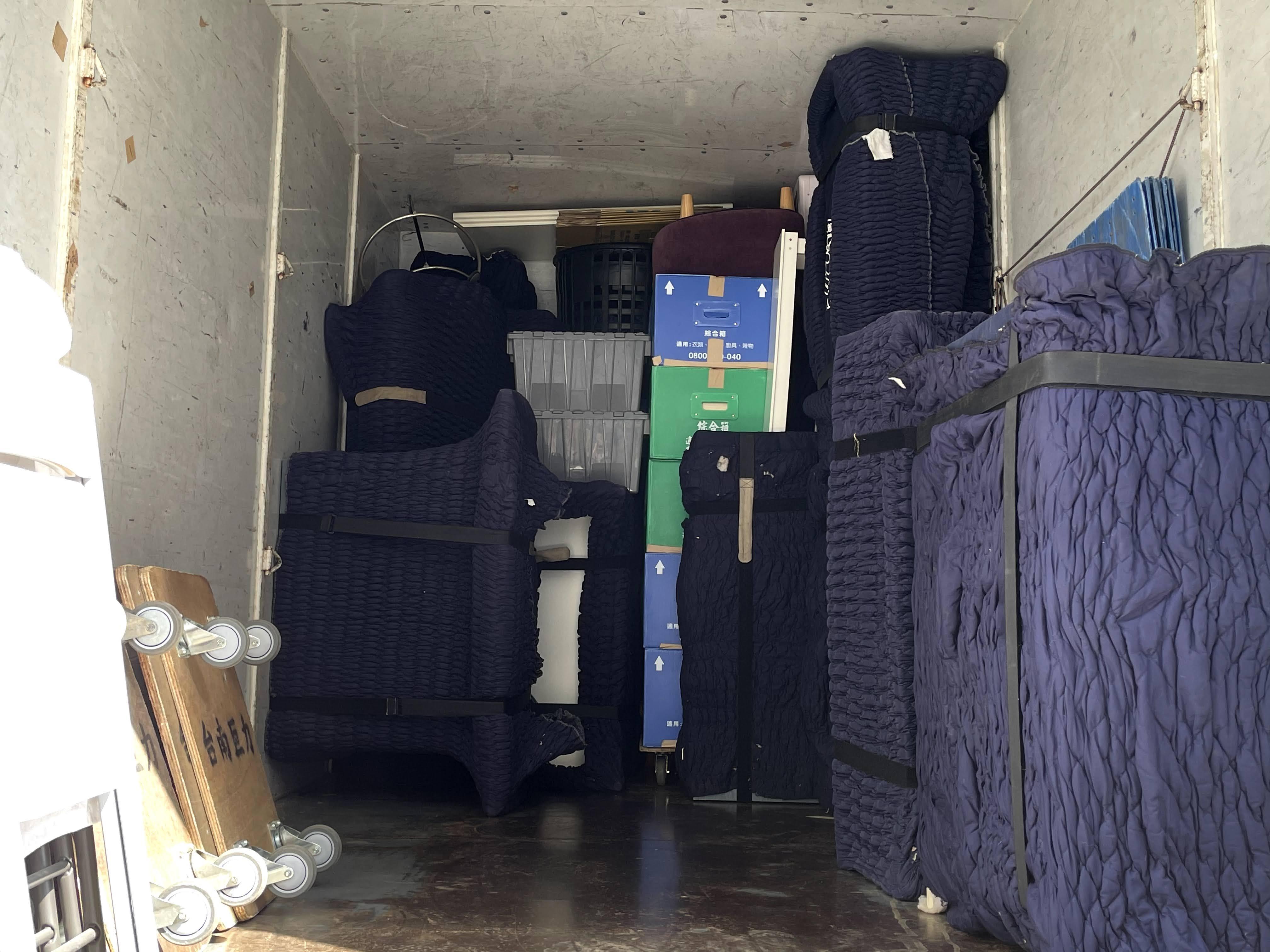 [台南][搬家推薦] 巨力搬家大師|線上試算價格透明安心|專業服務搬家好方便