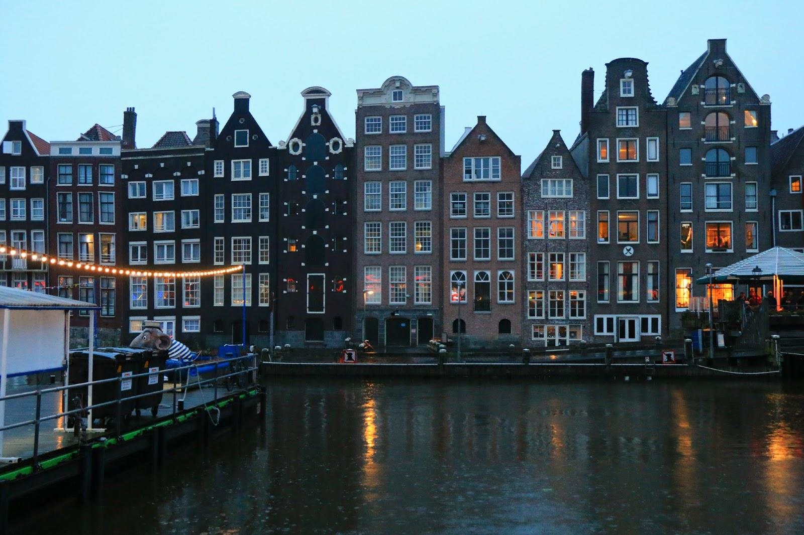 Pensieri in viaggio ispirazioni metti un weekend ad for Soggiornare ad amsterdam