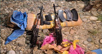 jammu kashmir के जम्मू जिले में सेना के तलाशी अभियान में भारी मात्रा में गोला-बारूद बरामद