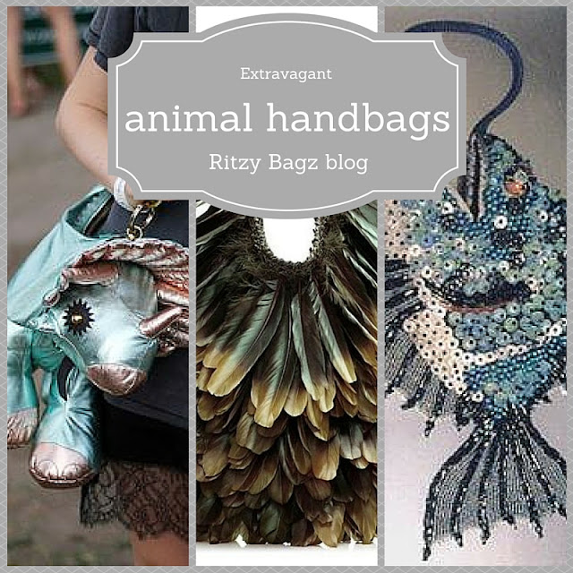 Ritzy Bagz blog- extravagantní kabelky