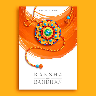 writing the feelings Raksha Bandhan Images: Happy Raksha Bandhan 2020 Wallpaper