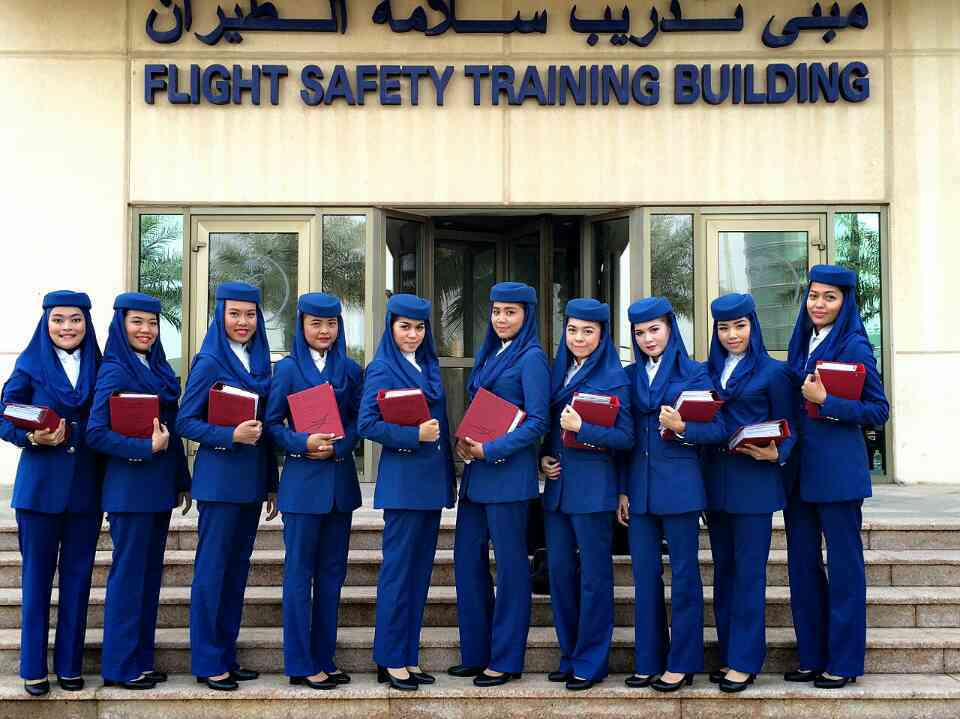 get your wings and become cabin crew!: january 2017