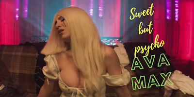 Sweet but psycho song lyrics - Ava Max