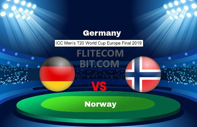 GER vs NOR Dream11 Match Prediction T20 WC Europe Final Preview, Team News, Playing11