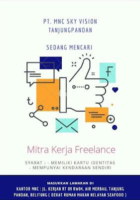 Mitra kerja MNC vision-freelance-infobelitung