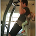 Strap-On Dad: Mark Zuckerberg Shows Of His New Workout Partner