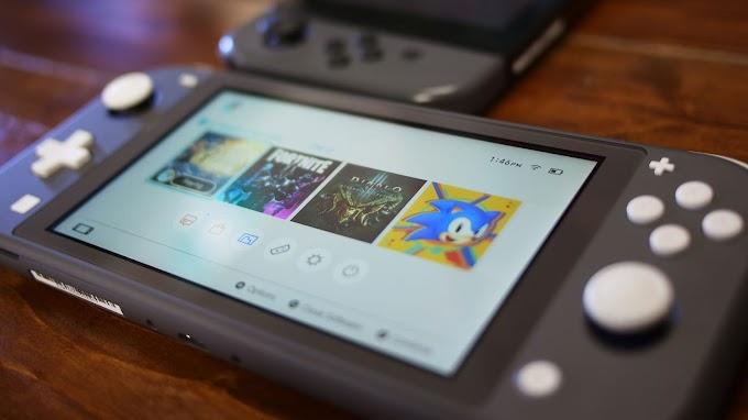 Sorteio do Nintendo Switch Lite cinza + Mochila Nintendo Switch Edition