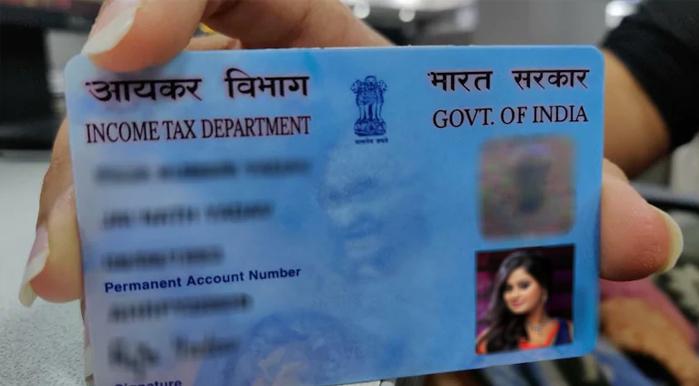 Indian Pan Card
