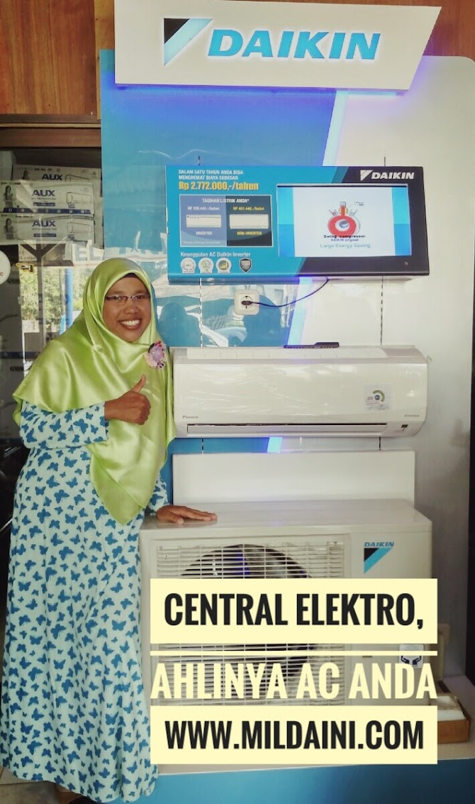 CENTRAL ELEKTRO, Ahlinya AC Anda