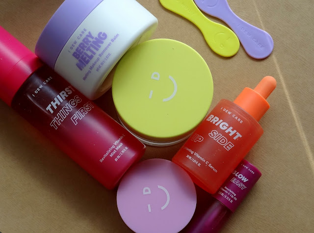 I Dew Care Vitamin Glow Collection Review, Photos