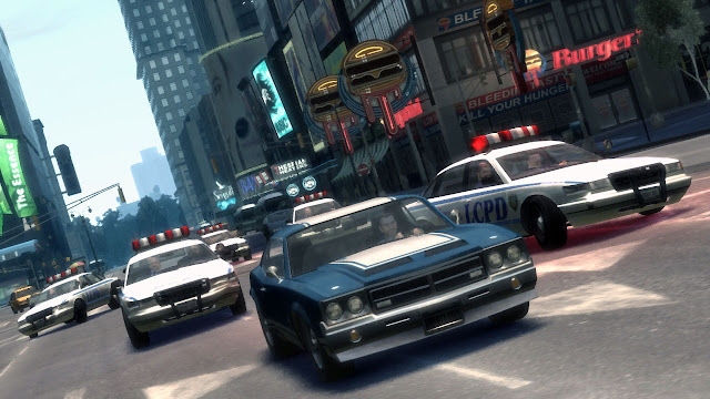 Download Grand Theft Auto 4 Game Highly Compressed For Pc