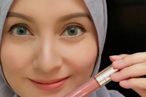Lip Cream untuk hari raya idul fitri