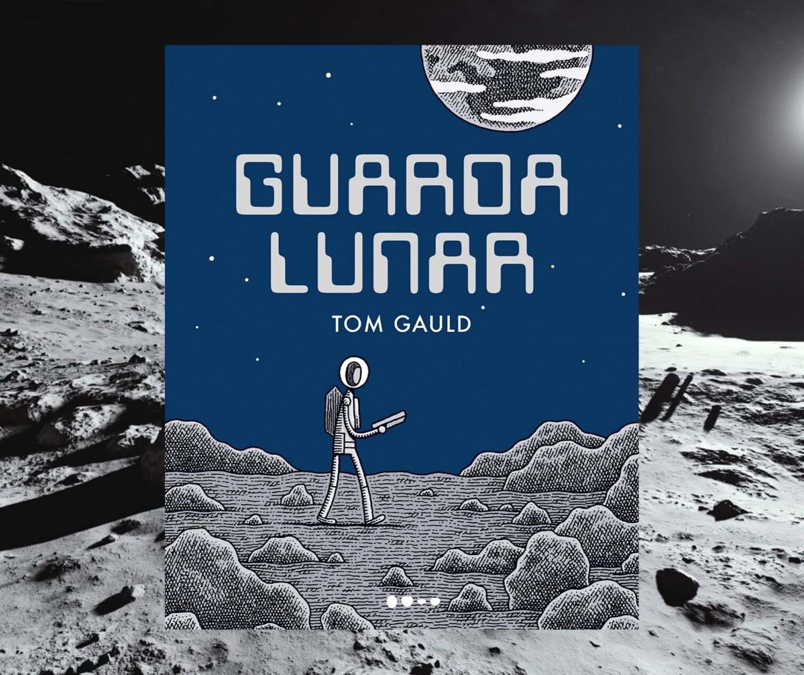 Resenha: Guarda Lunar, de Tom Gauld
