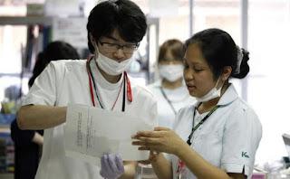 Contoh Surat Lamaran Kerjaan Perawat