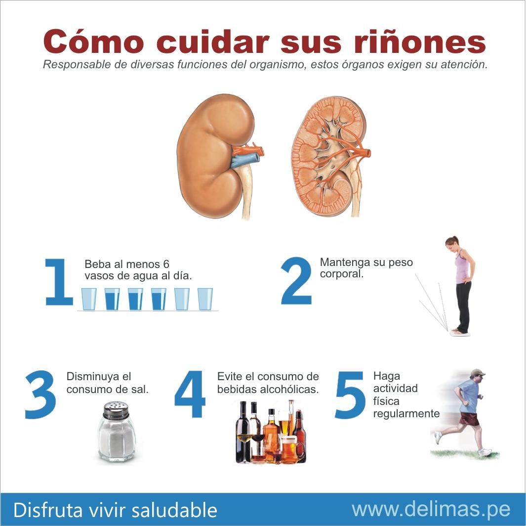 diabetes de los riñones