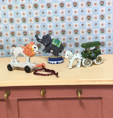Miniature toys ~ Where Small Things Live