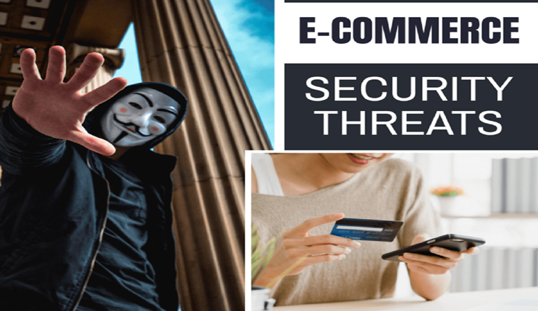 E-Commerce Security Threat -What Do You Need to Know #infographic