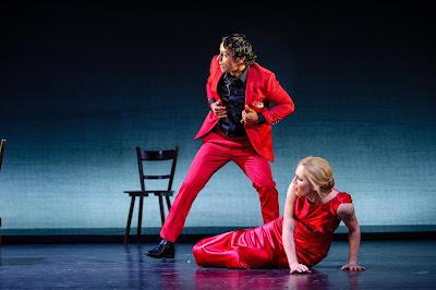 Verdi: I Lombardi - Leon de la Guardia, Anna Werle - Heidenheim Opera Festival (photo Oliver Vogel)