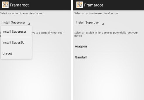 Latest Framaroot Apk Download For Android