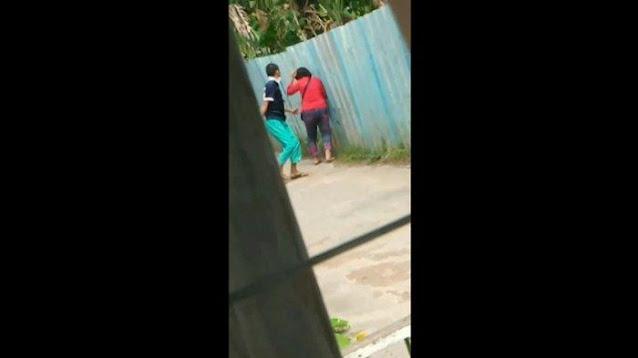 Beredar Viral Video Anak Aniaya Ibu Kandung di Jalan Faqih Usman Palembang, Ini Kata Pak RT