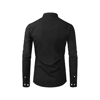 GOMAGEAR Fit Blue Long Sleeve Shirt