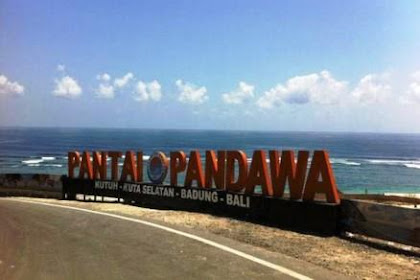 Pesona Pantai Pandawa The Secret Beach di Bali