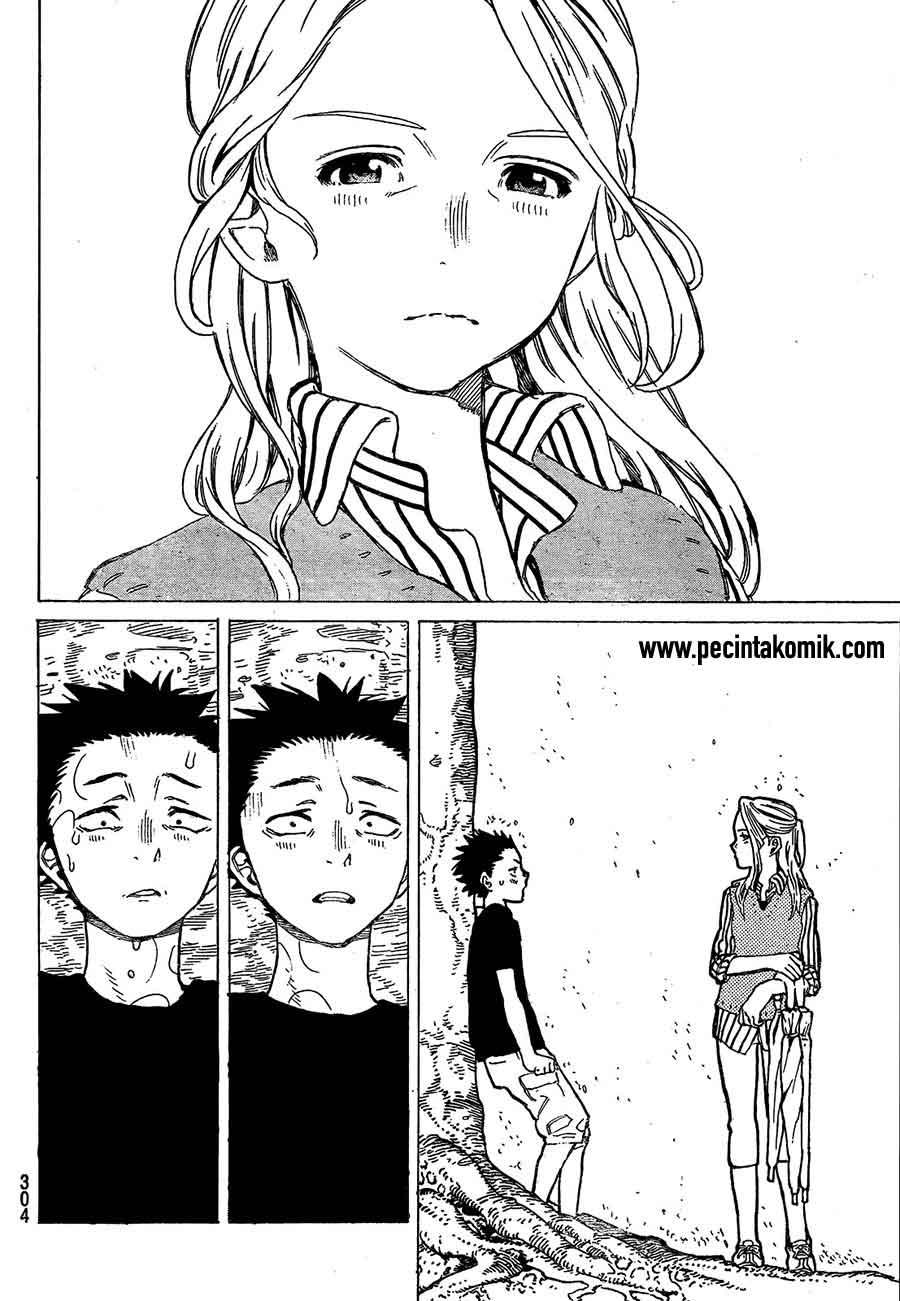Koe no Katachi Chapter 13-17