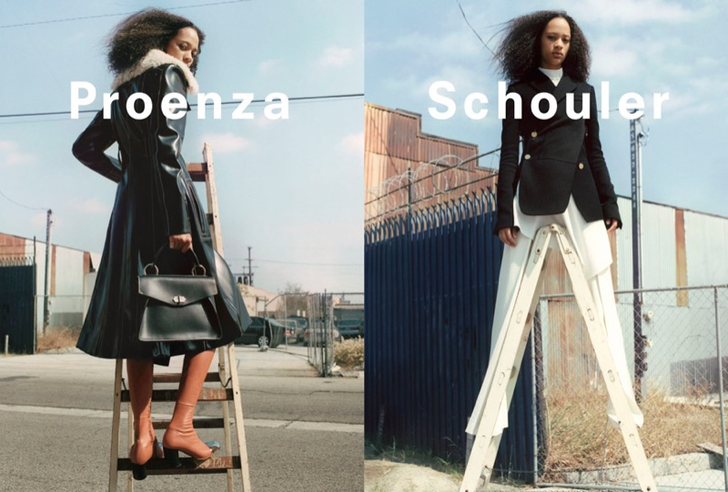 Proenza Schoulder Fall/Winter 2016 Campaign