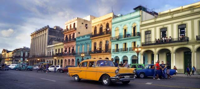 La Habana y economia planificada