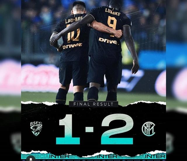 Brescia vs Inter - IGfutbolcomolocos