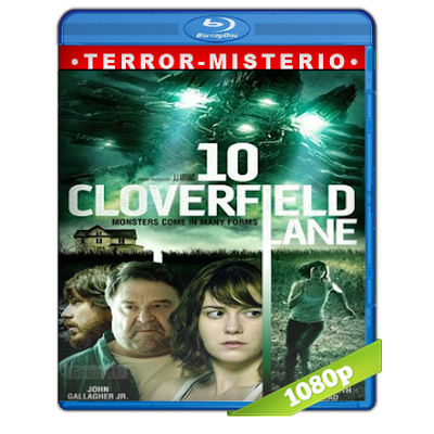 Avenida Cloverfield 10 (2016) BRRip Full 1080p Audio Trial Latino-Castellano-Ingles 5.1