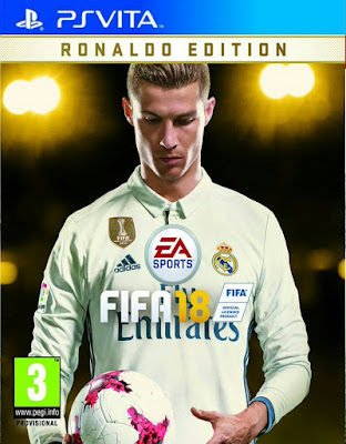 FIFA 18 PSVita (MAI)
