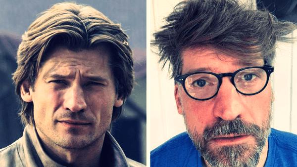Jaime Lannister - Nikolaj Coster-Waldau Değişimi
