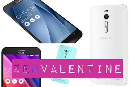 Sambut Valentine 2017, ASUS Gelar Promo untuk ZenFone